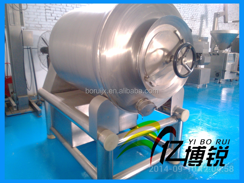 Vacuum Meat tumbler marinated machine