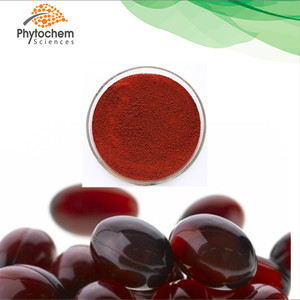 Good performance haematococcus pluvialis powder natural 5% astaxanthin food supplement