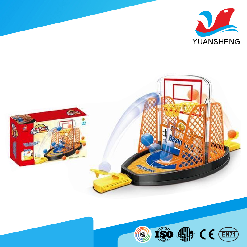 Factory price desktop mini finger basketball game toy for wholesale
