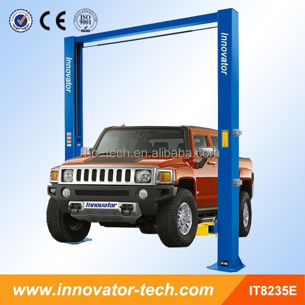 Electrical lock release car repair services for lifting heavy car with 5000kg capacity