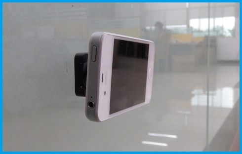 Universal high quality wall mount cell phone holder buy wall mount wall mount cell phone wall - Wall mount headphone holder ...