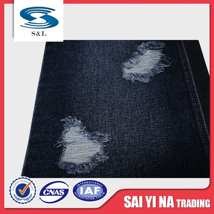 Latest Hot Selling!! all kinds of cheapest cotton denim fabric manufacturer from manufacturer