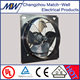 Match-Well stainless steel axial fan blades