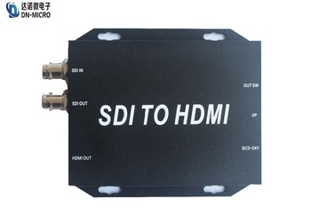 LOW price 1080P to 1080i HD SDI converter
