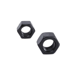 "Large Hex Nut 1-1/8"" 1-1/4"" 1-1/2"" 1-3/4"" 2"" thread diameter in imperial inch size thread special type custom"