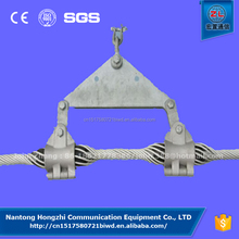 High grip strength Angle Insulated Suspension Clamp