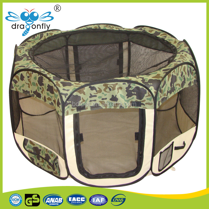 Inflatable playpen with high quality for puppy