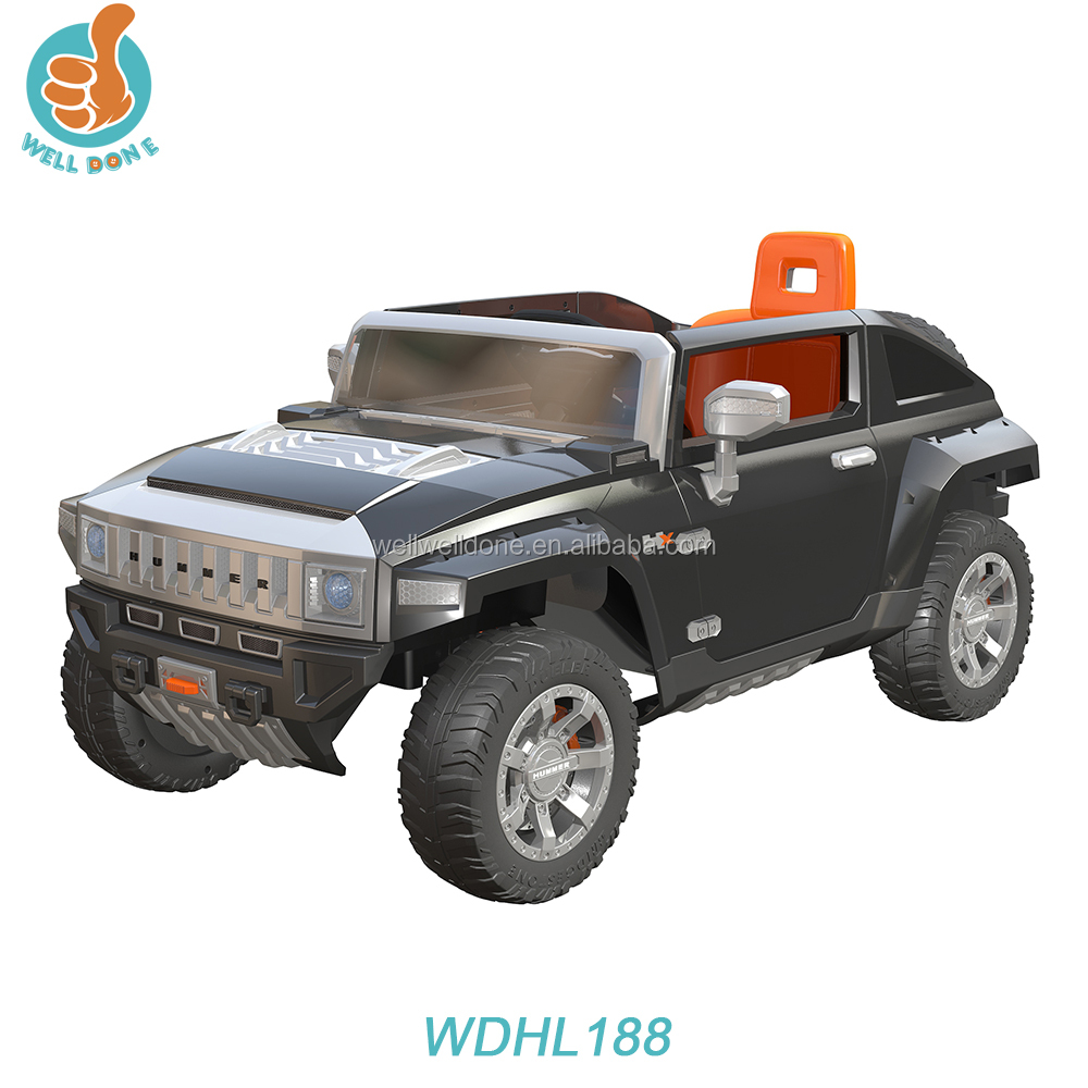 Wdhl8 License Kids Car Hummer Hx,With Four Wheel Suspension Car For  Toy,Two Doors Open - Buy Kids Car,License Kids Car,License Kids Car Hummer  Hx ... | hummer toy car