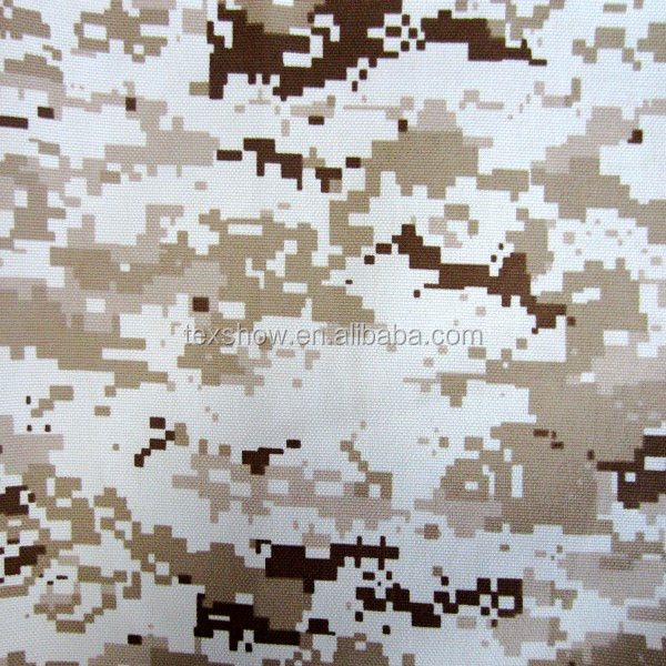 1000D Nylon Cordura Fabric for military bags