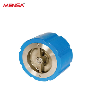 Flanged Water Silent Check Valve by Responsible Chinese Enterprise