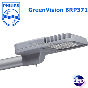 Philips Solar Led Street Lighting Brp371 70w For Road Light Product
