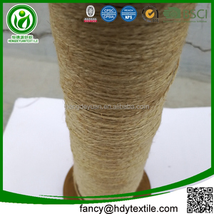 Manufactuer multi-functions braided twisted natural jute rope spool