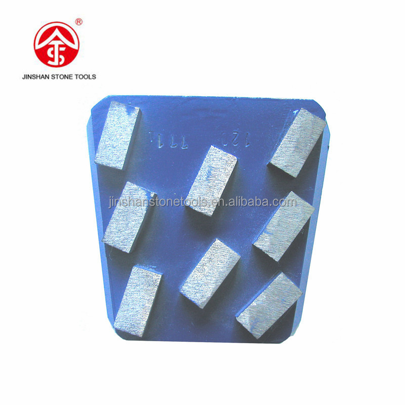 JS Abrasive Segmented Metal Frankfurt for smoothing marble, granite,concrete