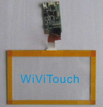 17 inch Surface Capacitive Touch Screen