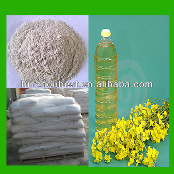 Tonsil Bleaching Earth For Industrial Oil And Edible Oil