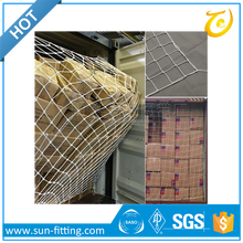 High Quarlity China PE PP Nylon Container Cargo Safety Net