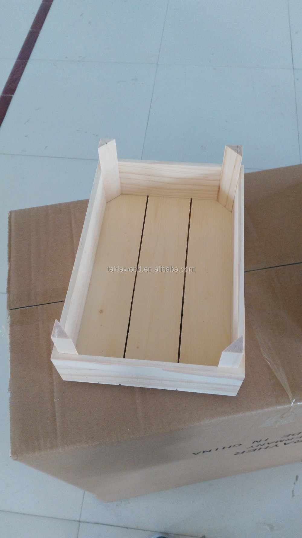 Grape tomatoes packing use wooden crates box wooden box for Uses for wooden boxes
