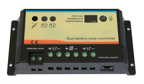 China manufacturer lithium ion solar charger controller regulator price