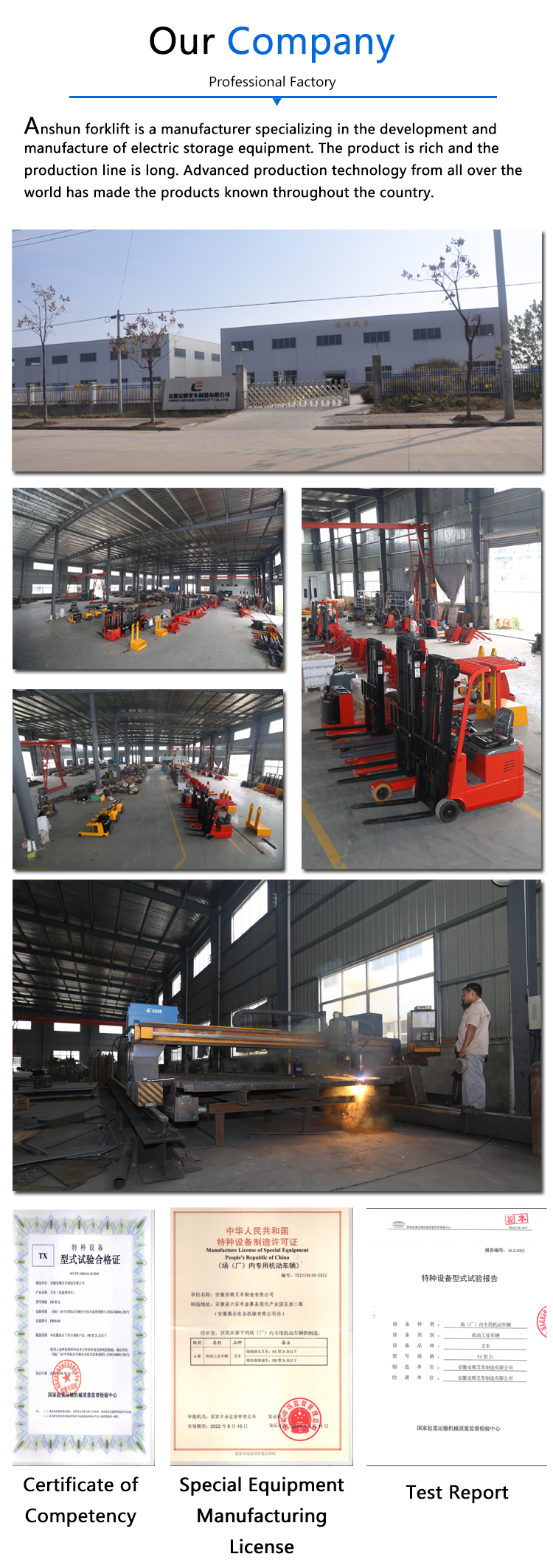 Cheap factory price popular stacker palletizer machine pallet straddle
