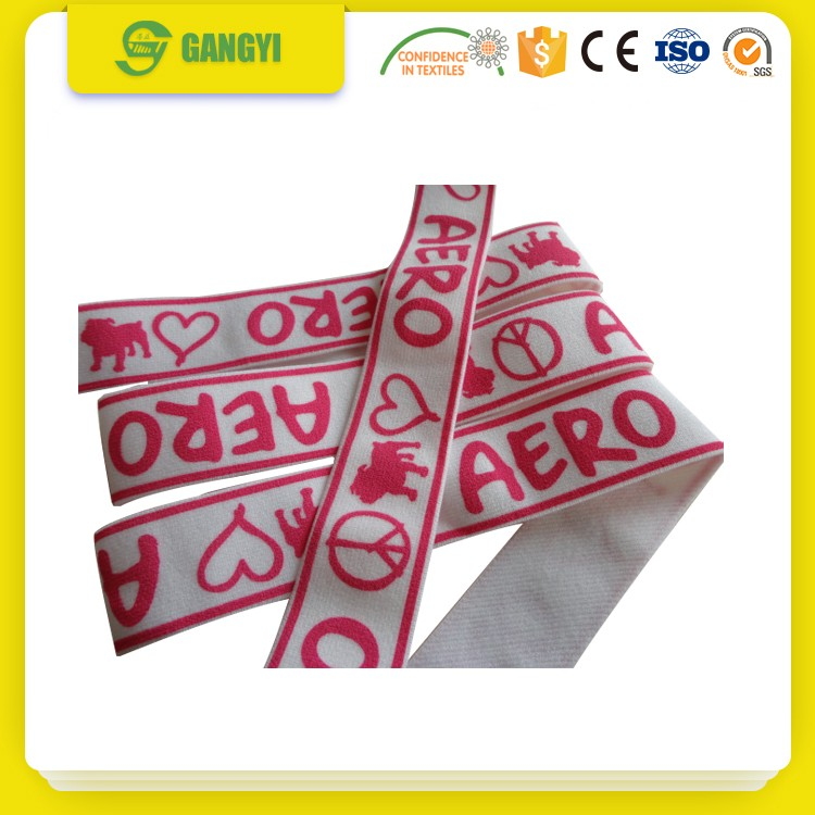 Non-Slip Silicone Elastic Band for Cycling Jersey
