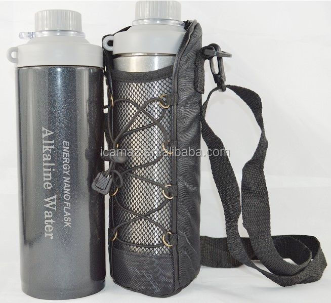 W04 Negative ions Nano flask/Cup/Bottle/Mug with pH8-10,OEM laser logo