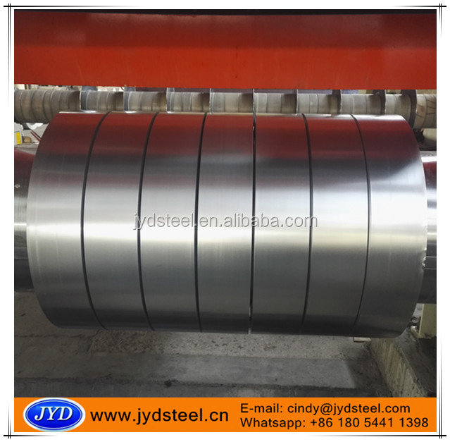 zinc steel strips/GI coils tape for light gage steel joist