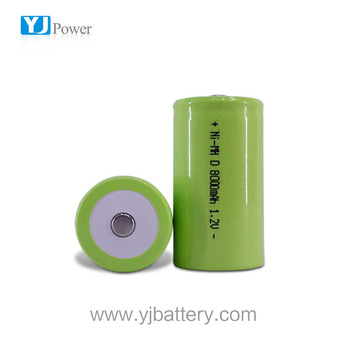 China Supplier Battery Ni-mh C4500 4500mah 1.2v Rechargeable ...