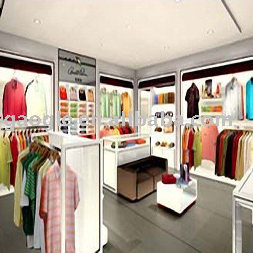 c94a0d7e428 custom clothes shop counter table design clothing store furniture garment  shop decoration furniture