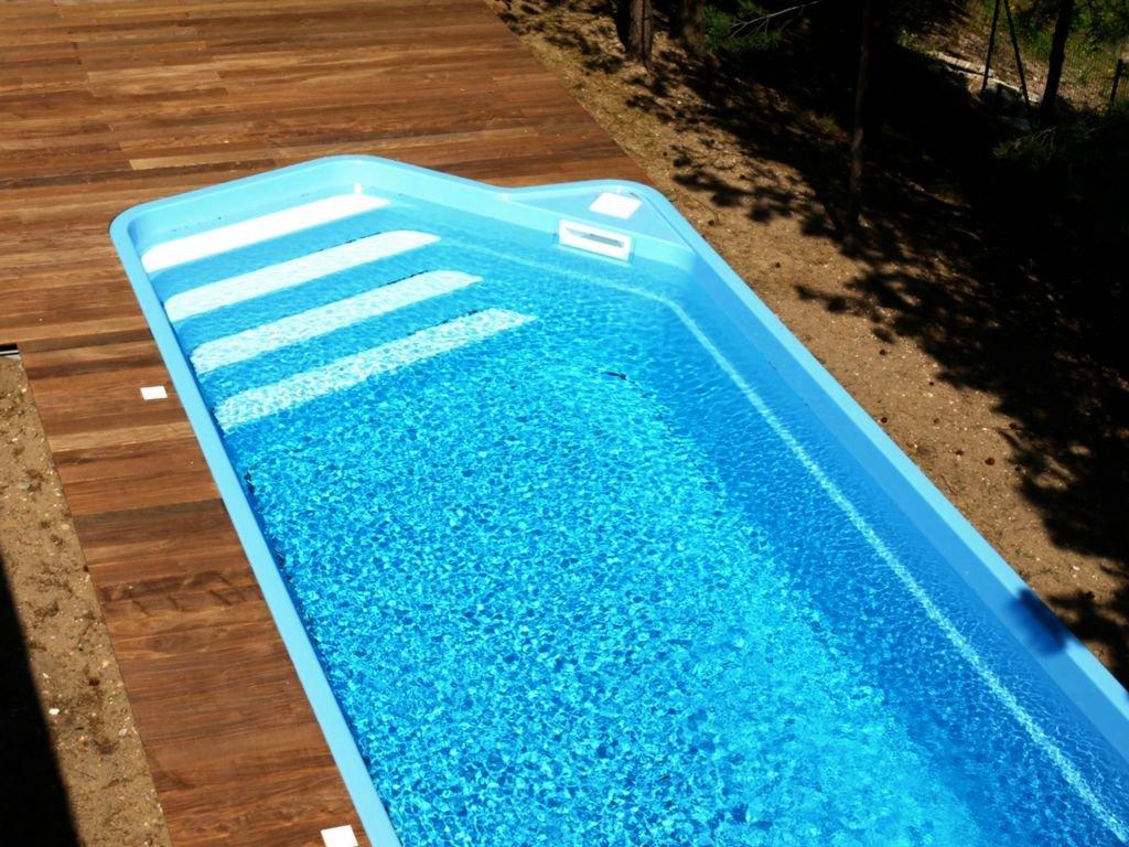 piscinas de fibra de vidrio de natacion