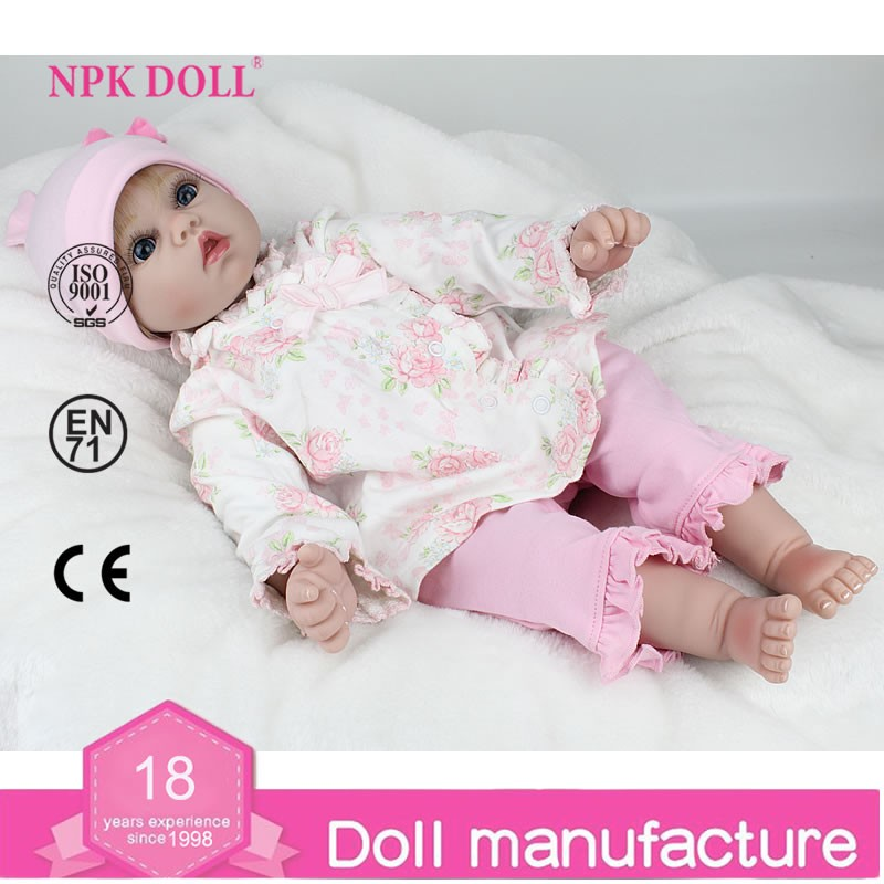 Baby Face <strong>Doll</strong> silicone reborn baby <strong>dolls</strong> soft vinyl 20 inch <strong>doll</strong>