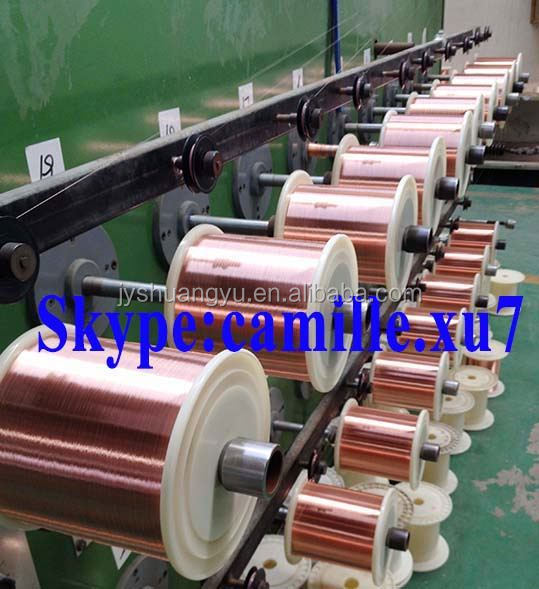 UL standard enamel wire with factory price