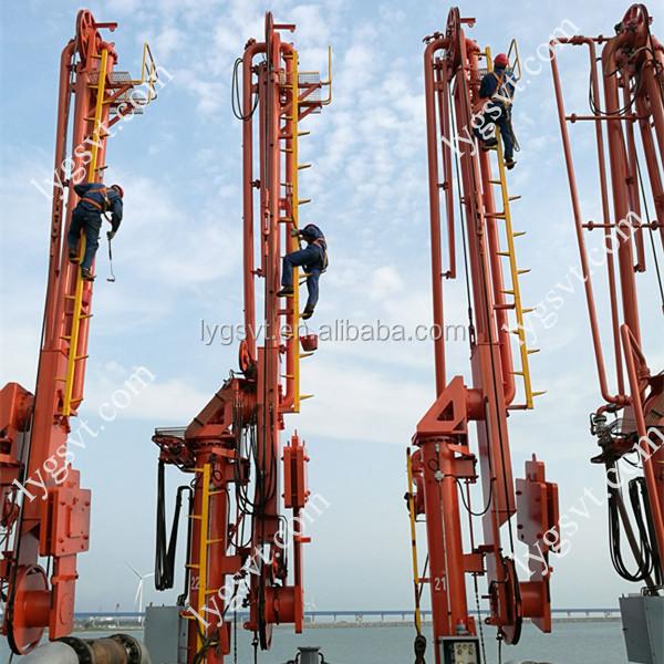 Hydraulic Loading Arms : Quot כדי זרוע טעינת ocimf הימי ציוד תחבורה כימית מספר