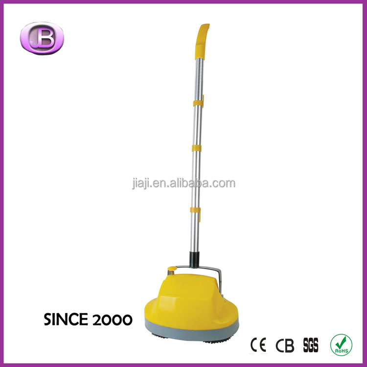 floor scrubber polisher machine