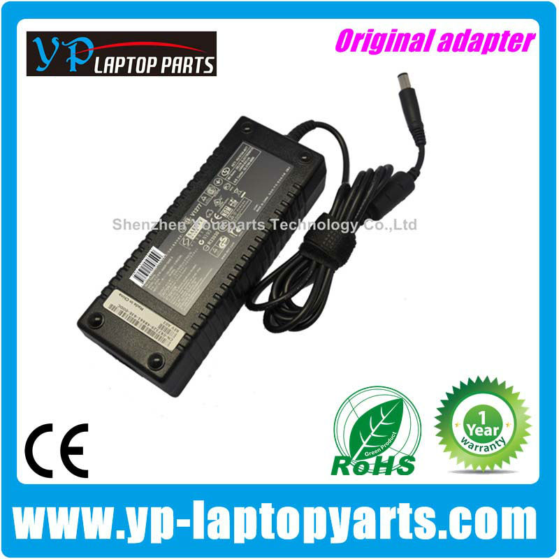 For Dell PA-13 PA13 19.5V 6.7A 130W AC Adapter , Original Notebook Adapter For Dell PA-1131-02D XPS M1710 M1210 Latitude D400