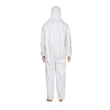 Disposable Nonwoven Coverall Pp Protective Suit Hazmat Suit Ebola Suit  Ce/iso13485 - Buy Disposable Hazmat Suit,Disposable Nonwoven  Coverall,Hazmat