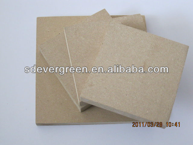competitive offered price raw mdf