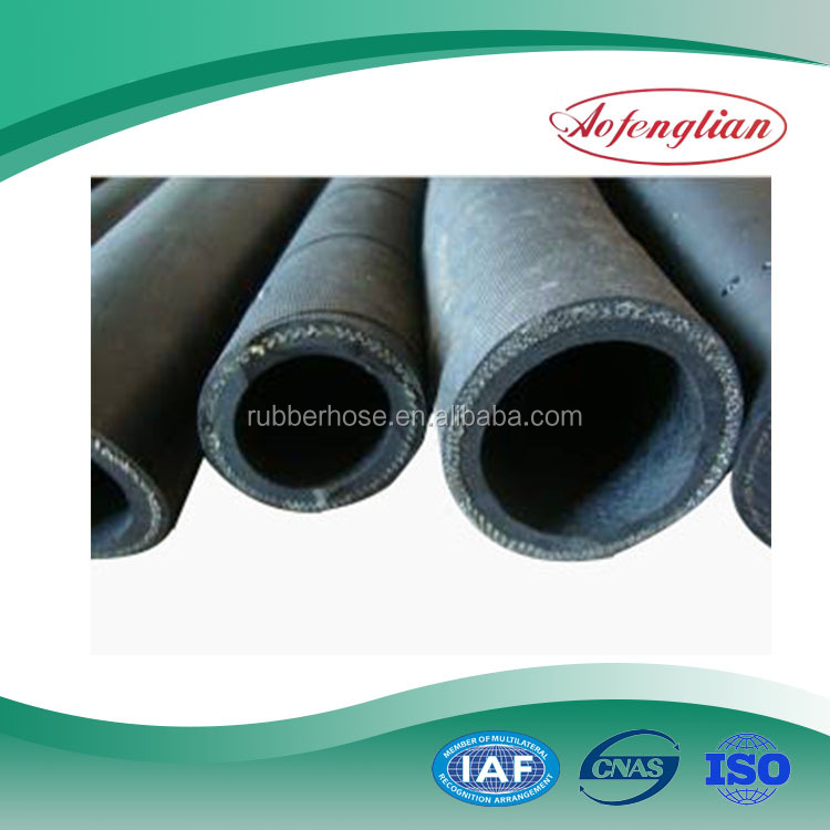 Steam hose manufacturer flexible rubber hose pipe