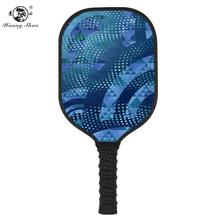 USAPA Approva PP Nucleo A Nido D'ape In Grafite Pickleball <span class=keywords><strong>Paddle</strong></span> <span class=keywords><strong>Racchetta</strong></span>