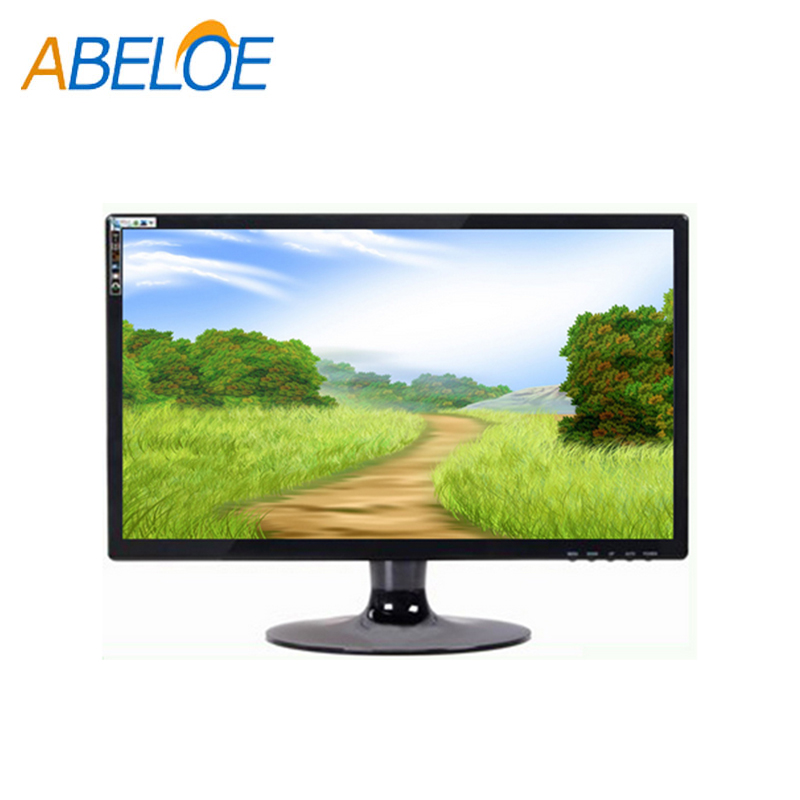 "19.5 inch LED Display Monitor 1600X900 250cd/m2 VGA Port 19.5"" Inch Flat Screen Led Monitor"