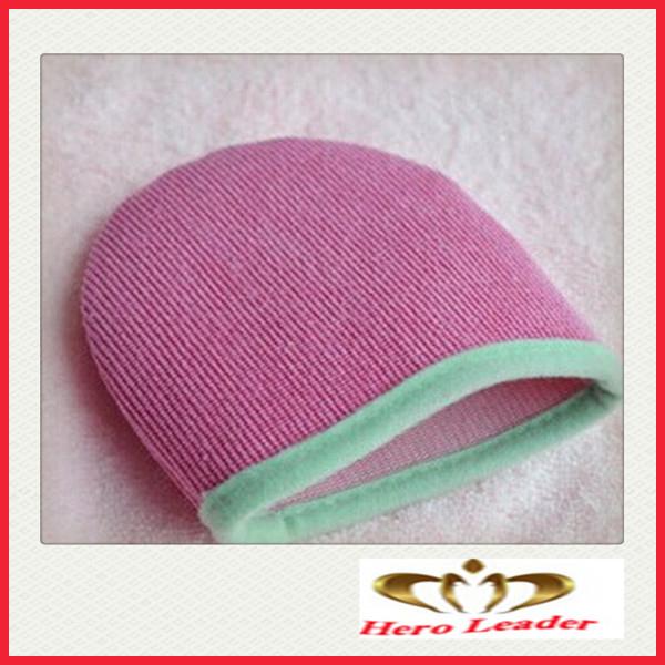 Microfiber Cosmetic Glove/facial Mitt/makeup Remover Mitt