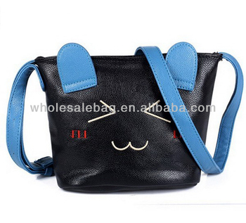 95062f7429 Cat Sling Bag Designer Messenger Bag Cheap Cross Body Bag For Girls Woman  Ladies