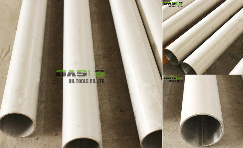 ASTM A312 standard ERW welded or seamless stainless steel TP316 pipes