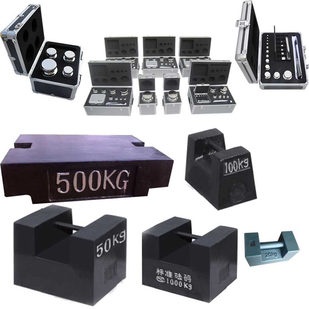 Scale Calibration Weights >> Accurate F1 F2 M1 1g Scale Calibration Weights Load Test Weight For Bench Scales View Scale Calibration Weights Accurate Product Details From