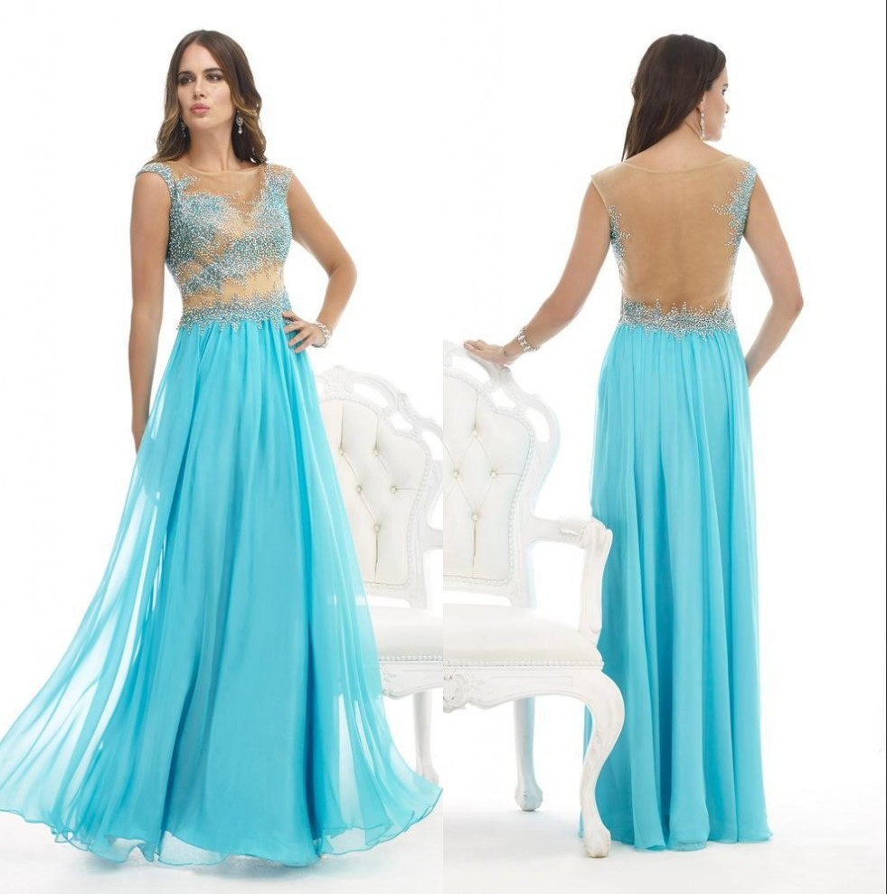 Cheap Boat Neck Prom Dresses, find Boat Neck Prom Dresses deals on ...