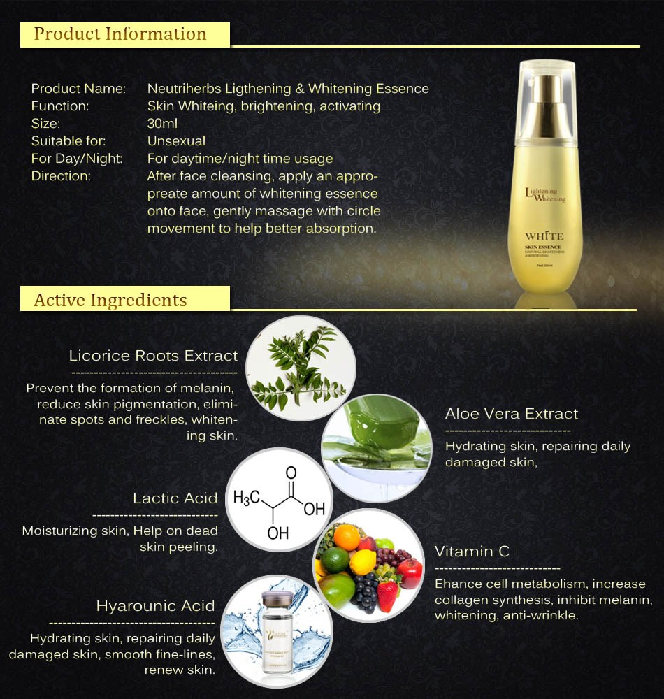 Formula From Japan Professional Pure Bio Aqua Whitening Essence ...