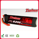 Lipo RC Battery 3S 11.1V 6200mAh 25C 50C soft Case for RC Car Truck Boat Helicopter Quadcopter