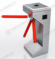 NFC Reader Access Controlled Automatic RFID Tripod Turnstile with Free Management Software