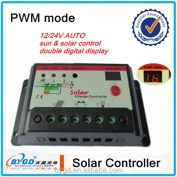 Art-tec Solar Differential Temperature Controller,Dual Display,30a ...