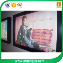 Colorfull light box picture printing