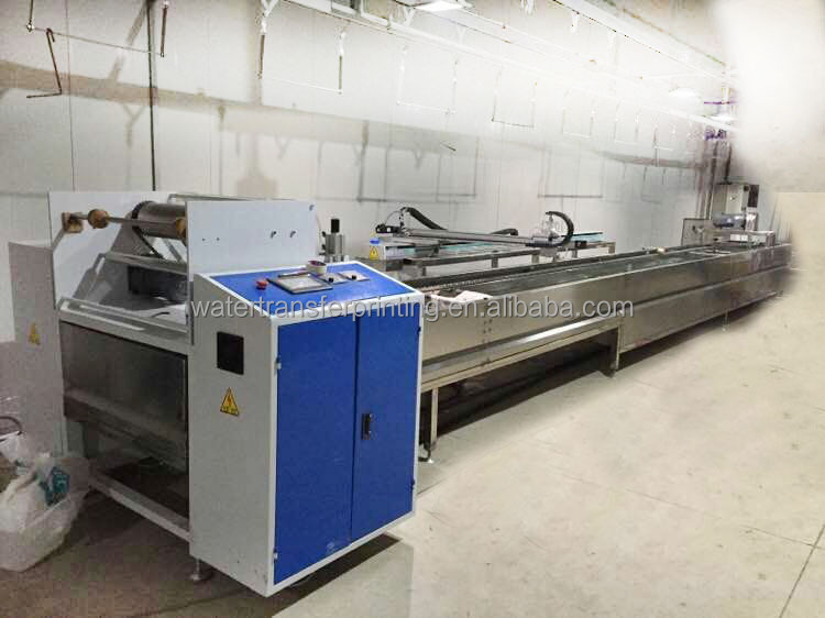Barber Tools Automatic water transfer printing machine Automatic Unrolling  Films Tank hydro dipping Equipment, View Barber Tools Automatic water